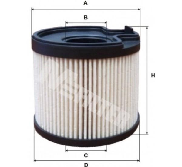 DE 3113 Фільтр паливний