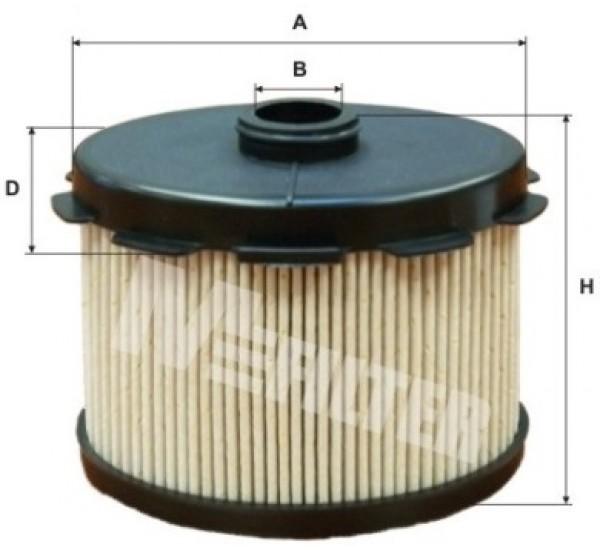 DE 3117 Фільтр паливний