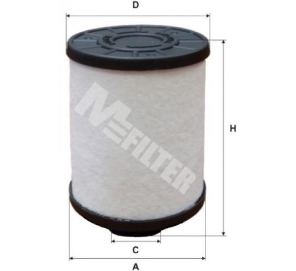 DE 3118 Фільтр для фільтрування палива у ДВЗ
