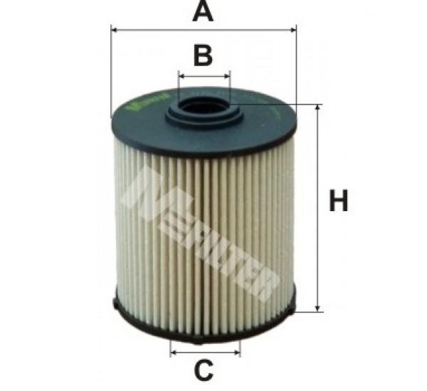 DE 3120 Фільтр паливний