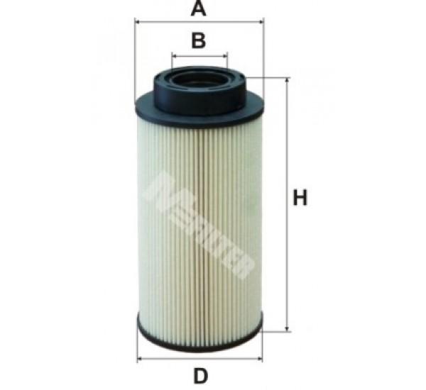 DE 3122 Фільтр для фільтрування палима у ДВЗ