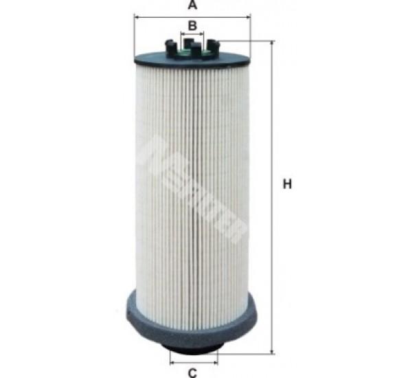 DE 3123 Фільтр для фільтрування палива у ДВЗ