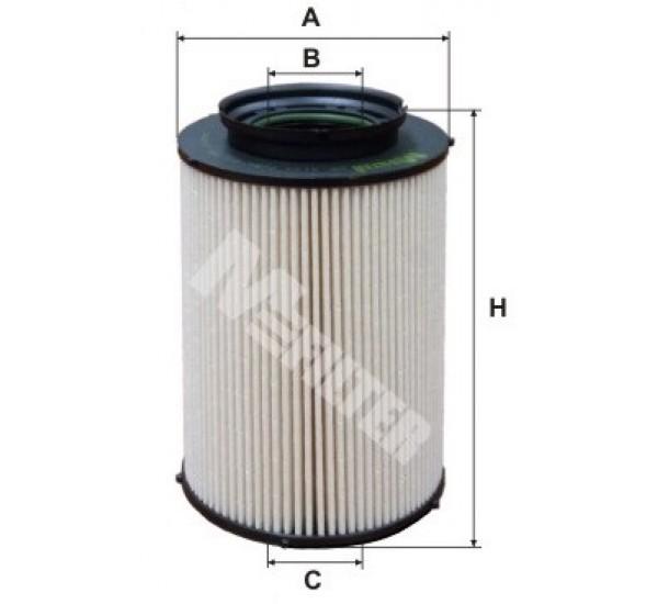 DE 3124 Фільтр паливний