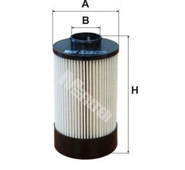 DE 3126 Фільтр паливний