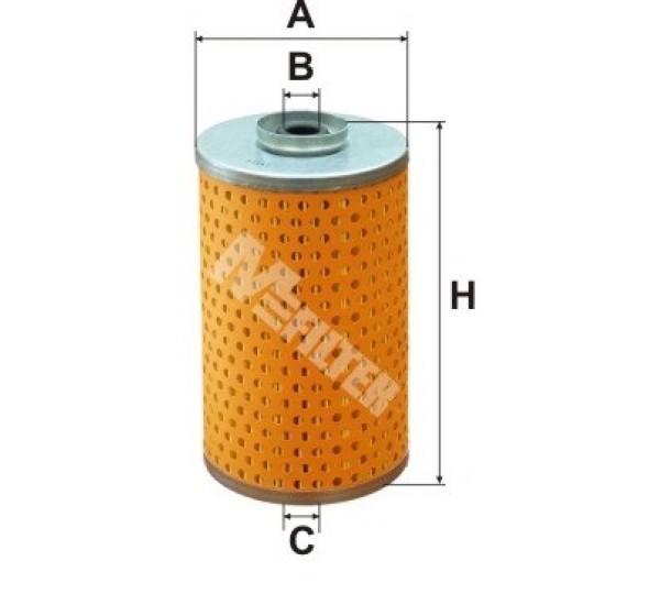 DE 3127 Фільтр паливний