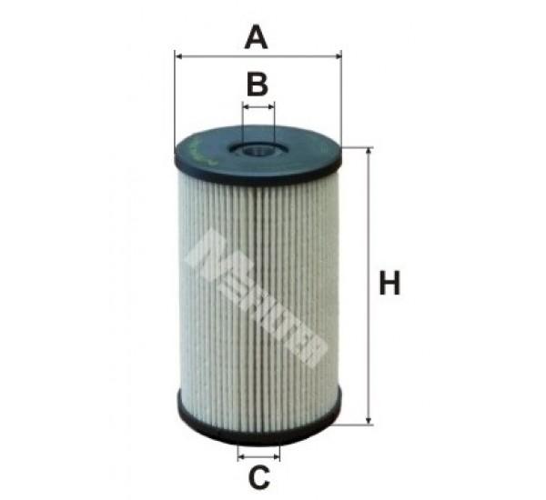 DE 3128 Фільтр паливний