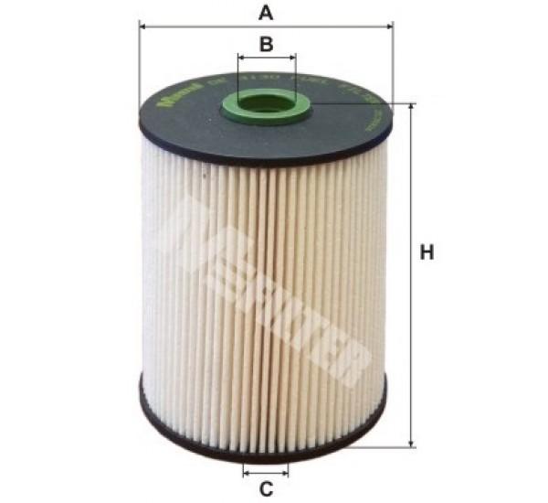 DE 3130 Фільтр паливний
