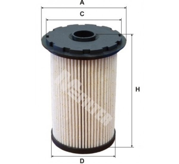 DE 3131 Фільтр паливний