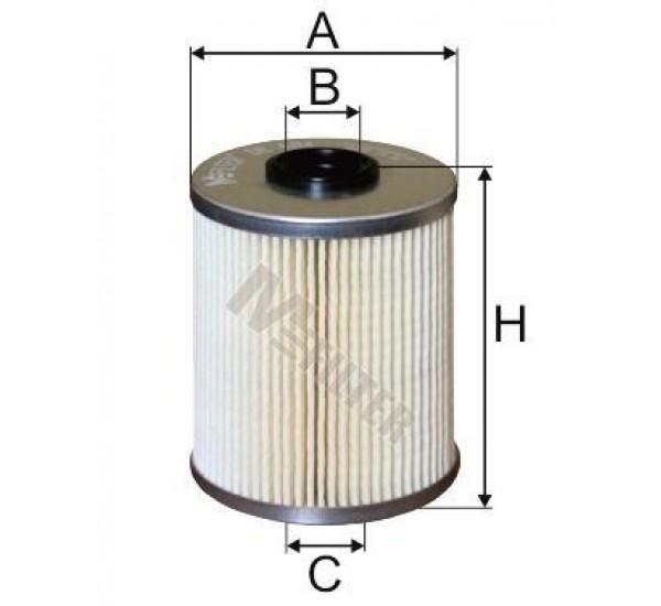 DE 684 Фільтр паливний