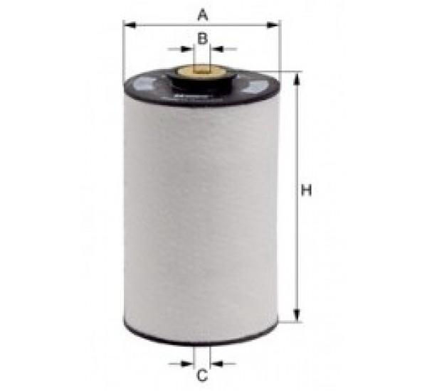 DE 689 Фільтр паливний