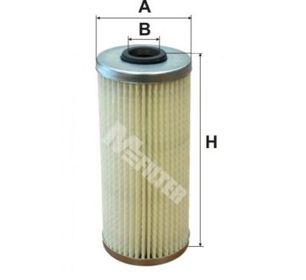 DE 86 Фільтр паливний