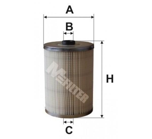 DE 98 Фільтр паливний