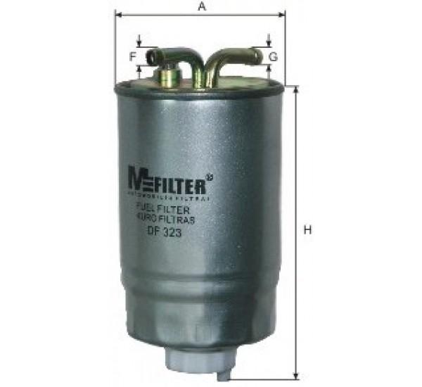 DF 323 Фільтр паливний