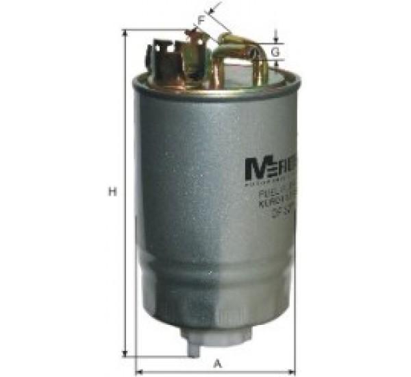 DF 327 Фільтр паливний