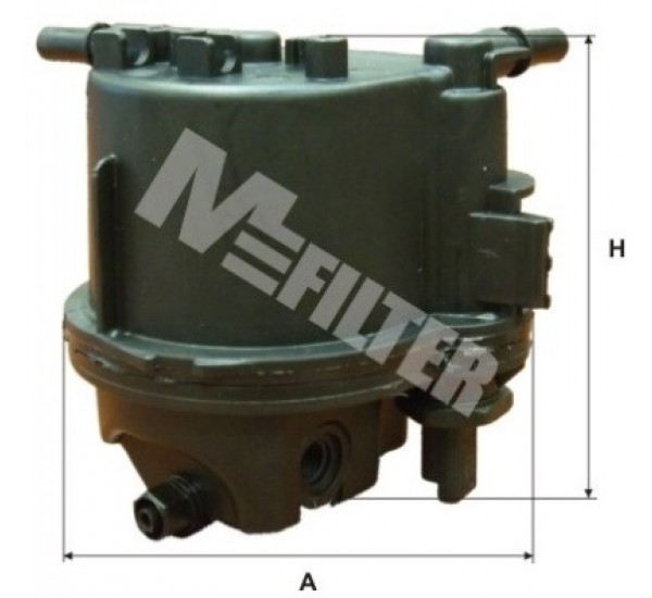 DF 3511 Фільтр паливний