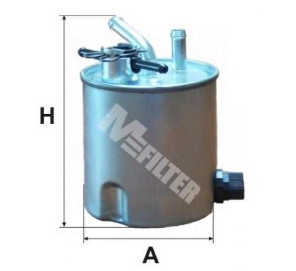 DF 3512 Фільтр паливний