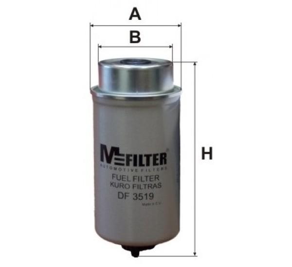 DF 3519 Фільтр паливний