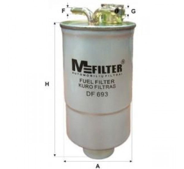 DF 693 Фильтр топливный дизель