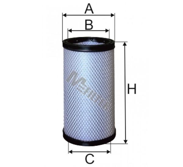A 1095 Фільтр забору повітря для ДВЗ