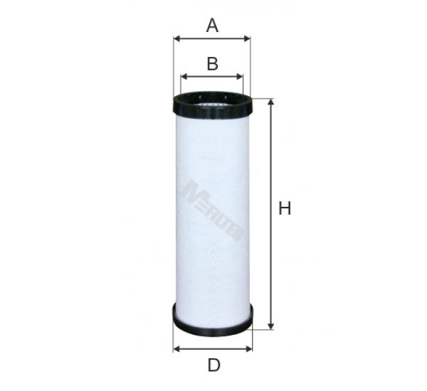 A 577/1 Фільтр забору повітря для ДВЗ
