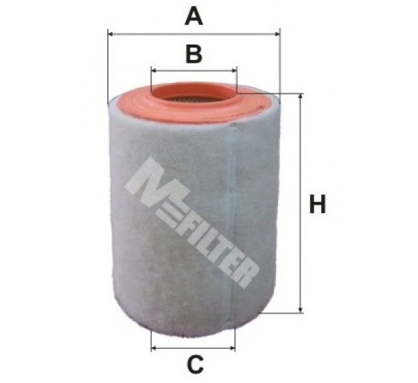 A 843/1 Фільтр забору повітря для ДВЗ