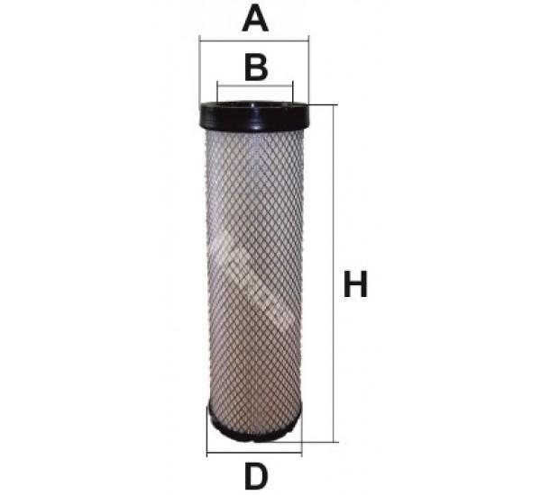 A 859/1 Фільтр забору повітря для ДВЗ