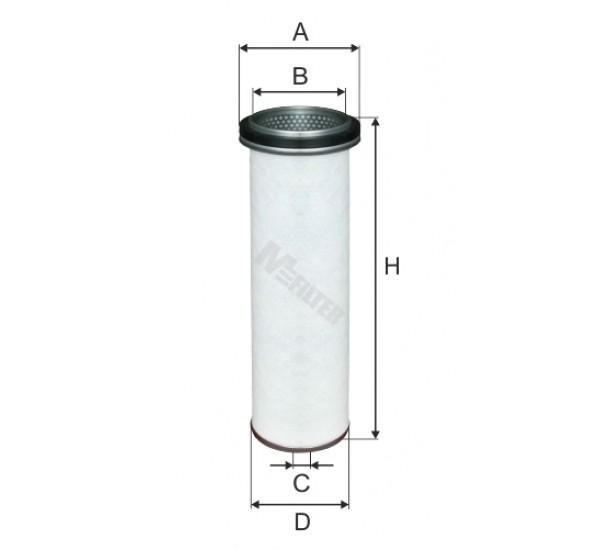 A 898/1 Фільтр повітряний