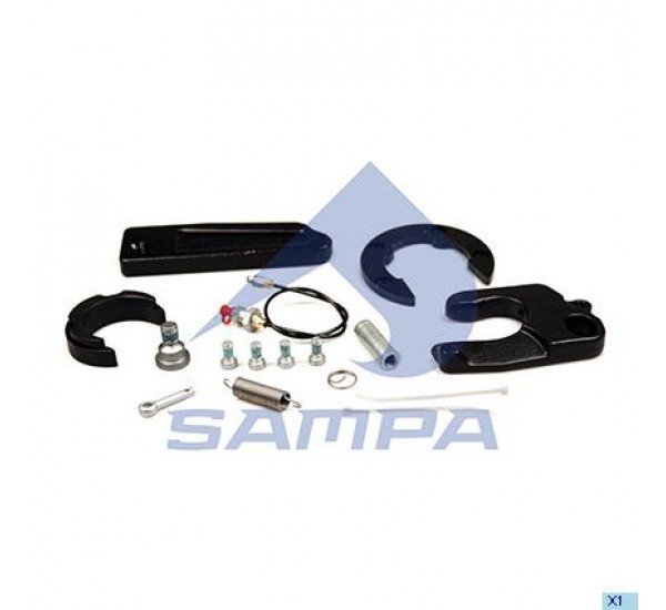 Ремкомплект зчіпного пристрою (8708999798)