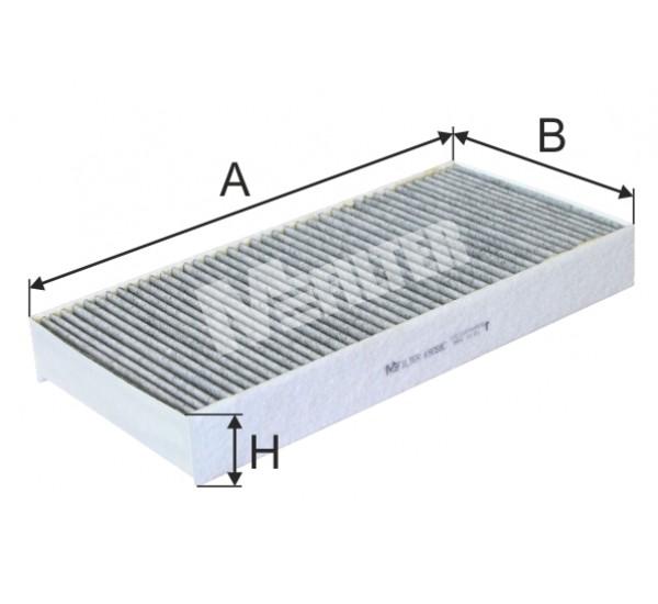 K 9055C Фільтр салона вугільний