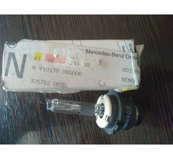 Лампа ксеноновая D2R 85В, 35Вт, (пр-во Mercedes-Benz)