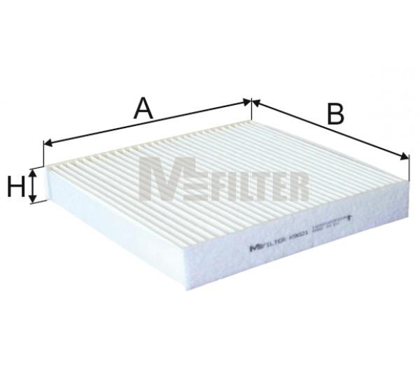 K 9021 Фільтр салону M-Filter