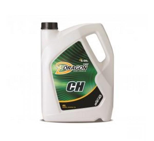 DRAGON CH-4/SJ 15W40  Олива моторна напівсинтетична 6л.