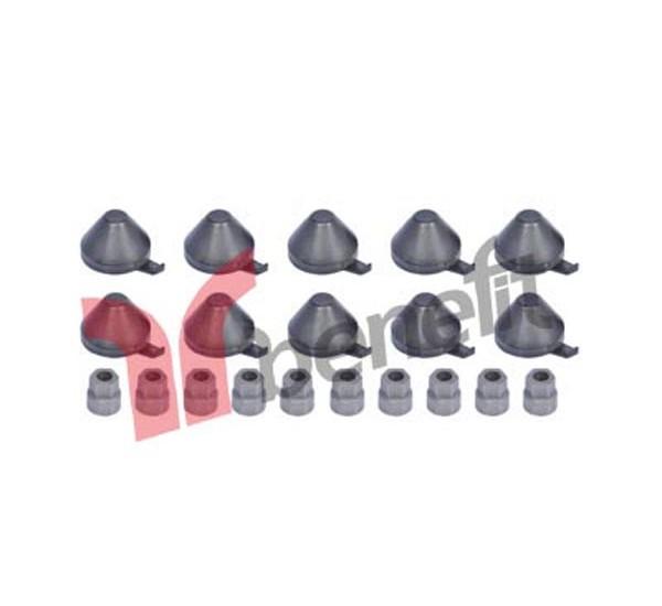 Knorr 1579 Заглушки суппорту пластик, діам 38 к-т SB6, SB7, SN6, SN7 ( В-во BENEFIT)
