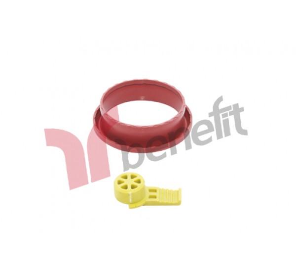 Haldex 4585  Комплект ущільнювання валу HALDEX TYPE MODUL T, 3434386300, 95399 - 95056