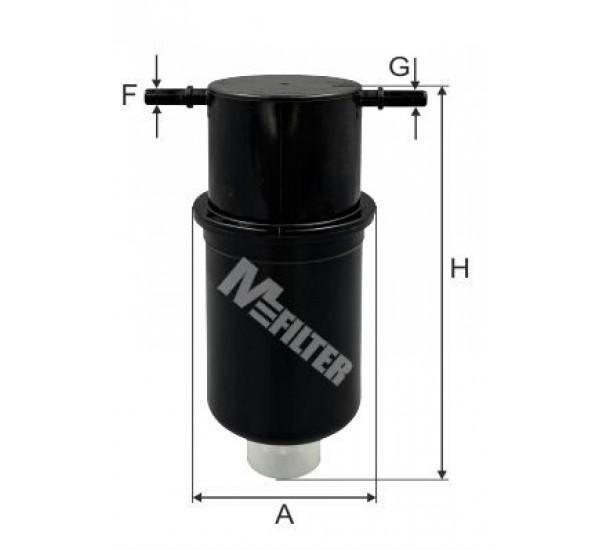 DF 3590 Фільтр для фільтрування палива у ДВЗ