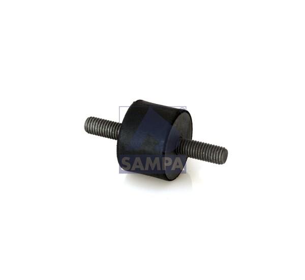 Крепление радиатора RENAULT M10x39x28.5 (пр-во Sampa)