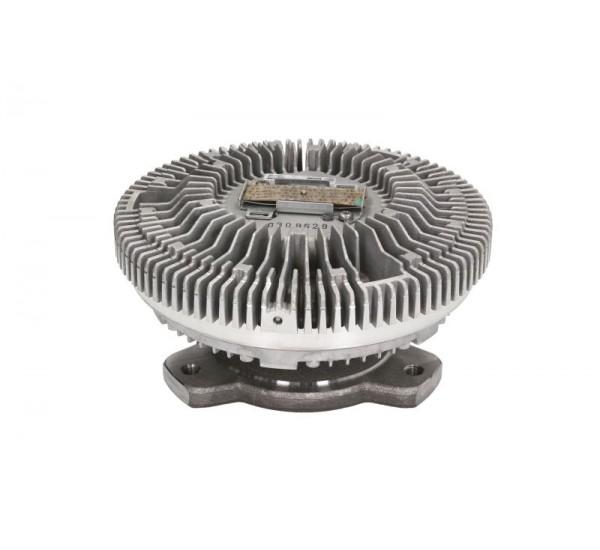 8MV376731421 Вискомуфта вентилятора радиатора MB (HELLA)