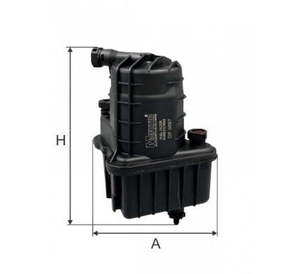 DF 3587 Фільтр для фільтрування палива у ДВЗ