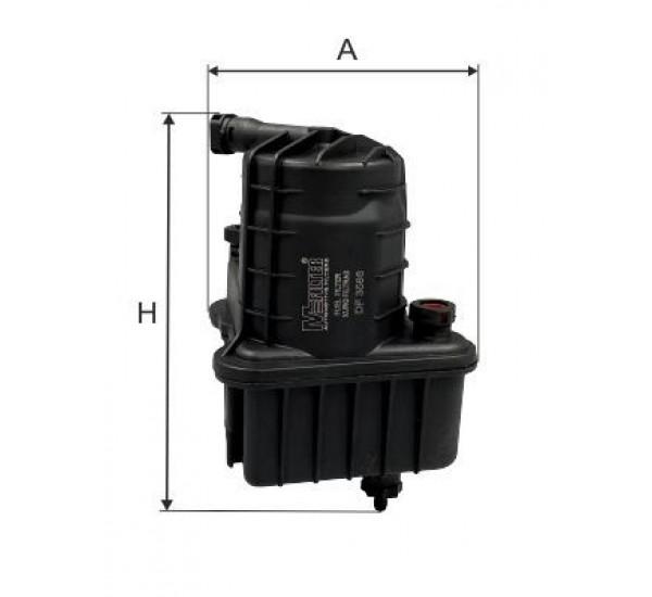 DF 3586 Фільтр для фільтрування палива у ДВЗ