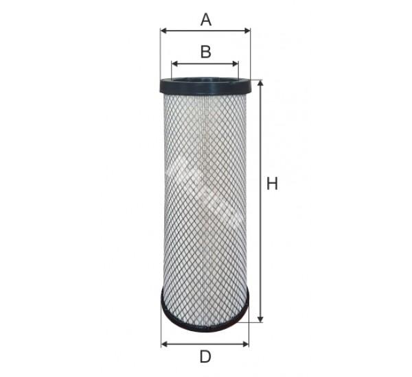 A 8021/1 Фільтр забору повітря для ДВЗ