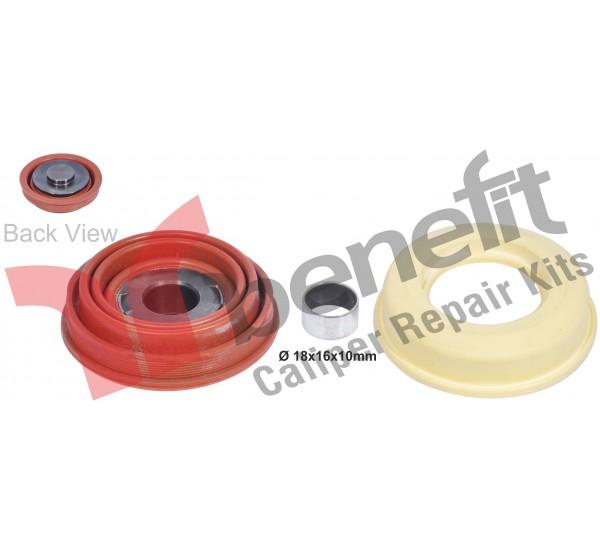 Knorr 1512 РМК пильників супорту,  MAN 81508226027, K0069, 8 шт в упаковці ( В-во BENEFIT)