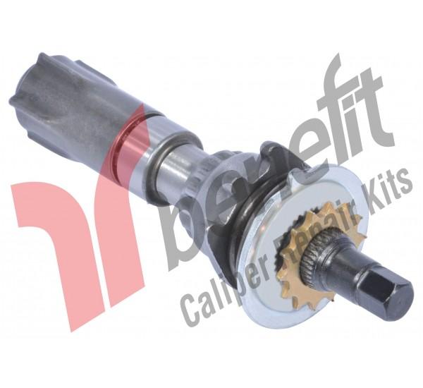 Knorr 1528 Механізм регулювання супорту, CKSK.10.4, K0061, 2 шт в упаковці (В-во BENEFIT)