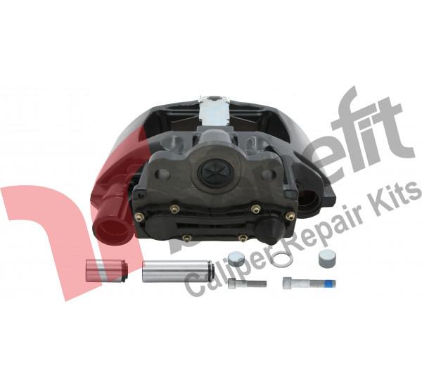 Knorr 90000 Суппорт дискового гальма SK7 -R-  (вир-во BENEFIT)