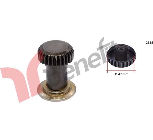 Meritor 3615 Механізм калібрування супорту M0145  ELSA 2, 081020145 ( В-во BENEFIT)