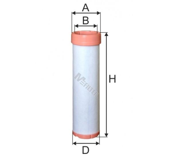 A 1032/1 Фільтр забору повітря для ДВЗ