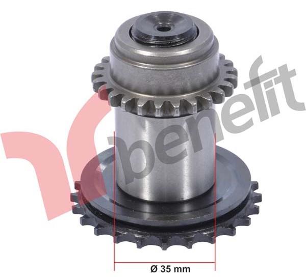 Meritor 3506 Механізм калібрувальний d= 35 mm правий ELSA 1, 081020160 ( В-во BENEFIT)