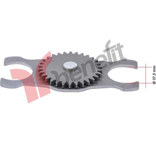Meritor 3509 Мехаізм регулювання супорту, Ø=37,5 мм ELSA 1, 081020180 ( В-во BENEFIT)