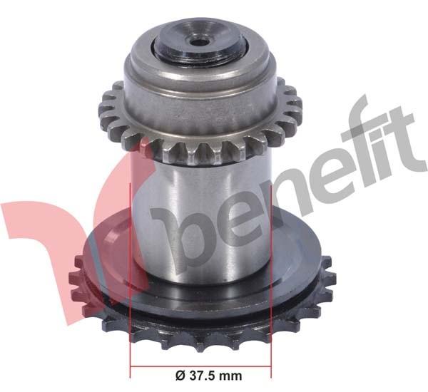 Meritor 3511 Механізм калібрувальний d= 37.5 mm лівий M0170 ELSA 1, 081020167 ( В-во BENEFIT)