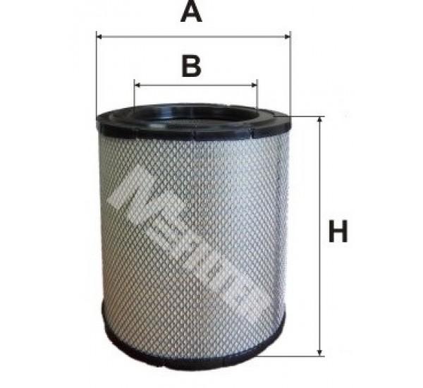 A 8044 Фільтр забору повітря для ДВЗ