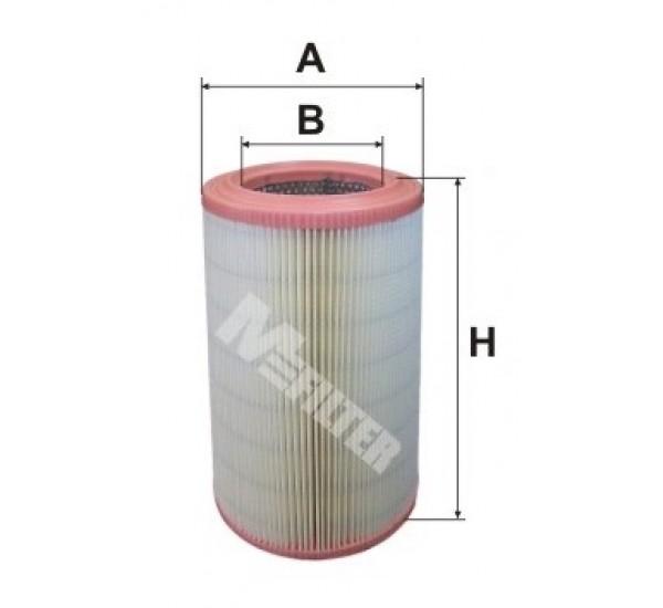 A 8046 Фільтр забору повітря для ДВЗ